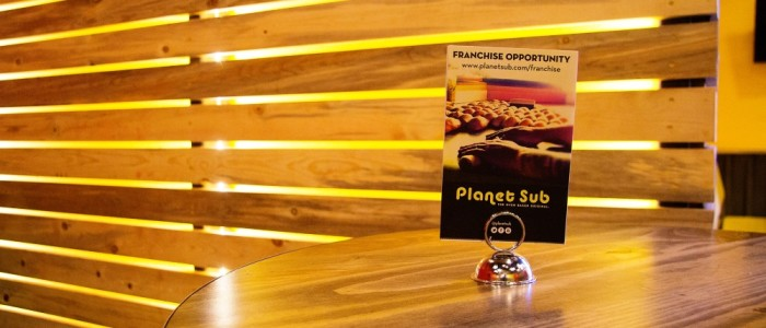 Franchise with us | Sandwich Shop Franchise Opportunities