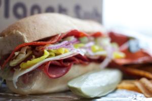 Psub Sandwich
