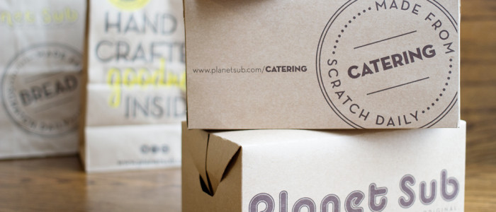 Box Lunches, Catering, Delivery, Planet Sub, fresh
